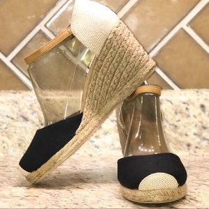 Heritage by White Mountain Espadrille Wedges